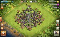 [ Replay ] Clash of Clans - Dragon Level 2 ( Town Hall 7 ) - Town Hall 8