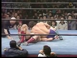JIMMY SUPERFLY SNUKA VS. RICKY THE DRAGON STEAMBOAT - WWF WWE Wrestling - Sports MMA Mixed Martial Arts Entertainment