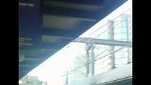 Sydney Trains S Set Passing Central Platform 19 (Empty Train)