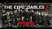 THE EXPENDABLES 2 (2012) - BLOOPERS OUTTAKES GAG REEL - Sylvester Stallone, Arnold Schwarzenegger - Entertainment Movies Film