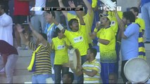 النصر &  الهلال / كأس الاتحاد السعودي للشباب / الهدف الاول للنصر