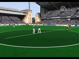Stunning goal by babel everton  fifa08