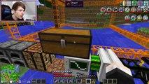 DanTDM Minecraft | CANDY PROBLEM AdVENTURE 227 | Diamond Dimensions Modded Survival #227 -