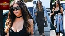 Kim Kardashian FLASHES CLEAVAGE   Hollywood Asia
