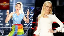 Gwen Stefani Was Replaced With Miley Cyrus On The Voice | Hollywood Asia
