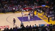 Kobe Bryant s Great Shot   Wizards vs Lakers   March 27, 2016   NBA 2015-16 Season