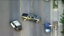 Etats-Unis : Un pleine interpellation, elle tente de voler une voiture de police !