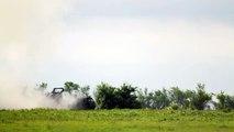 HIMARS Rockets (M142) Live Fire