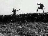 Киностудия МО СССР. Физическая подготовка десантника. Учебный документальный фильм. 1973 год