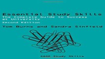 Read Essential Study Skills  The Complete Guide to Success at University  SAGE Study Skills