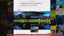 Conferences and Conventions Events Management