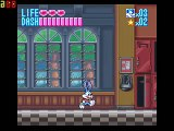 Tiny Toons Adventure - Buster Busts Loose! Stage 1  TINY TOONS Old Cartoons