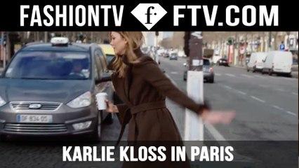 Karlie Kloss in Paris for LVMH Awards | FTV.com