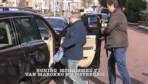 roi mohamed 6 a amsterdam   الملك محمد السادس في هولاندا ولا أروع