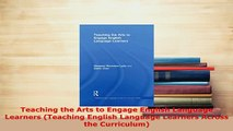 PDF  Teaching the Arts to Engage English Language Learners Teaching English Language Learners PDF Online