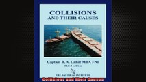 FULL PDF  Collisions and Their Causes