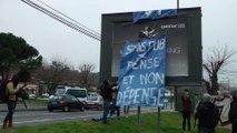Toulouse - Journée mondiale contre la publicité