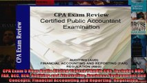 CPA Exam 5 Hour Audio Review Course 7 Audio CDs Includes AUD FAR BEC REG Auditing and