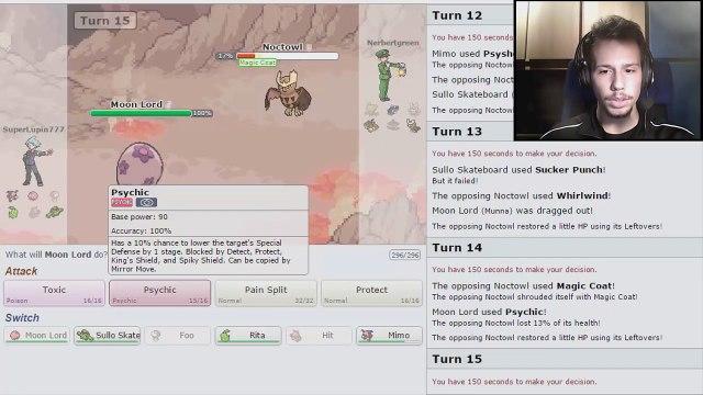 PokéTuesday: Lotte con Team RANDOM #39 (Pokémon Showdown)