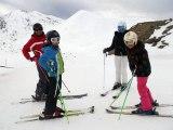 ski avec clara - alpe du grand serre