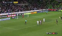 Melbourne City vs Wellington Phoenix 2-0 Goal Bruno Fornaroli  A-League 28-03-2016