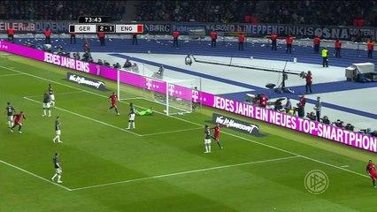 La madjer de Vardy contre l'Allemagne !