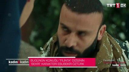 Filinta'nın Bekri Karakteri Ebubekir Öztürk ile özel röportaj