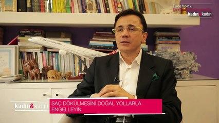 Dr. Ender Saraç: Saç dökülmesini doğal yollarla engelleme