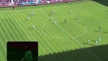 Adrian Goalkeeper scoring a goal for West Ham - West Ham vs West Ham United 2016