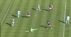 Adrian remonte tout le terrain balle au pied et marque un but fou - West Ham vs West Ham All-Star
