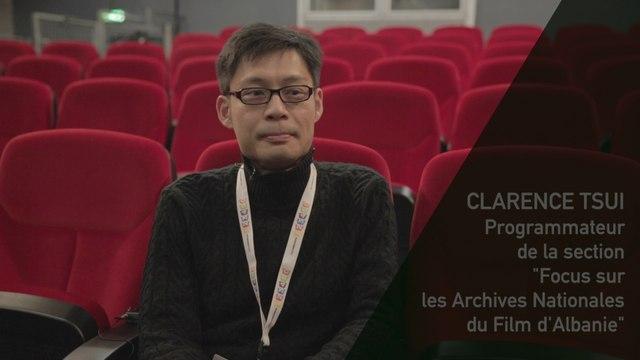 Interview Clarence Tsui - Cinéma du Réel 2016