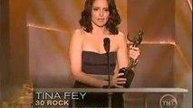 Tina Fey SAG 2009 speech - best actress comedy