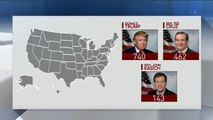 A look inside the Trump and Cruz campaigns from CBS' digital journalists