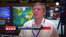 WWW.IZLEVIDEO.NET-ExoMars Uzay Mekiği, Kızıl Gezegen'e başarıyla hareket etti - space