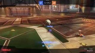 ROCKET LEAGUE (Long Range Goal) (FULL HD)