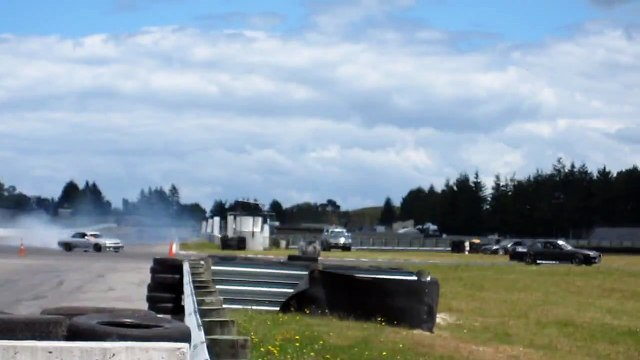 Drifting at Taupo, Ben Belcher, Green Brothers
