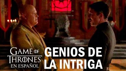 Los genios de la intriga | Game of Thrones en español