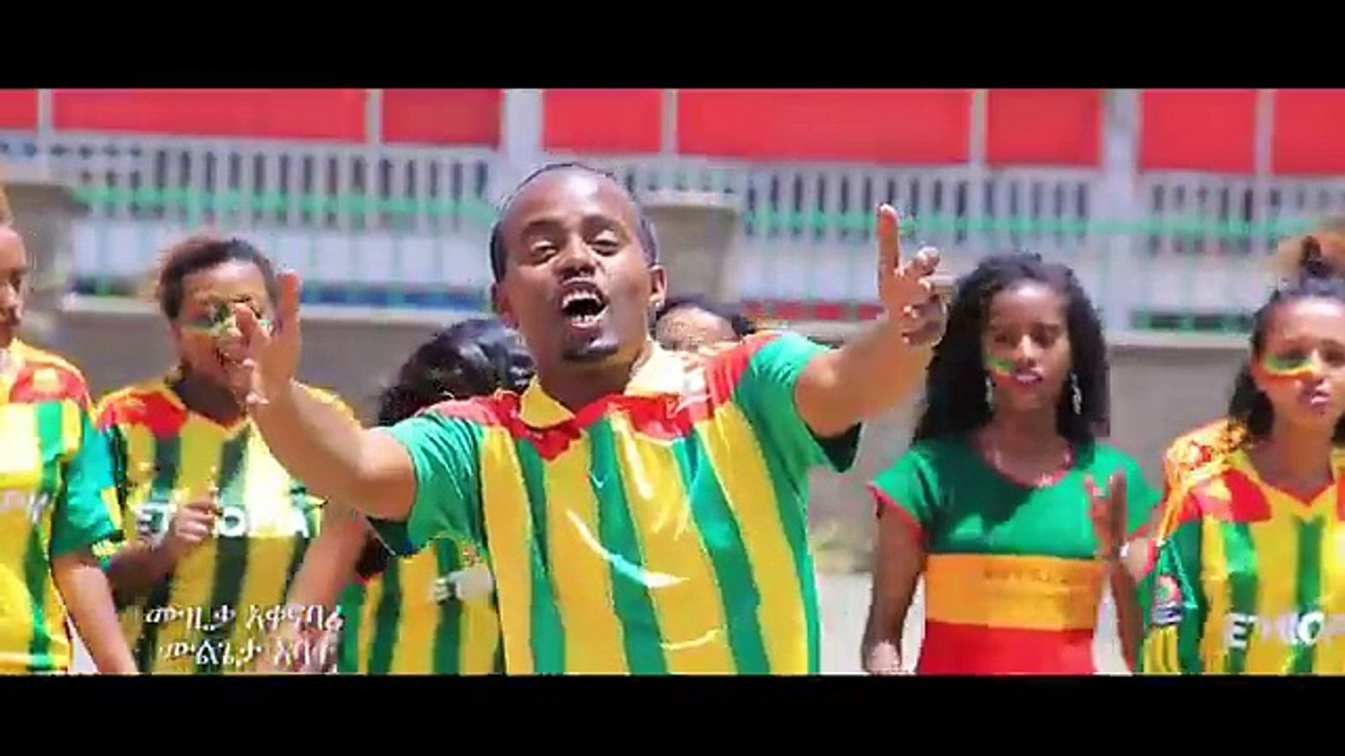 Ethiopia - Biniam Shifa - Nebise - (Official Music Video) - New Ethiopian Music 2015