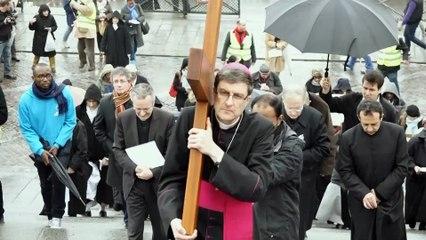 Chemin de Croix Vendredi Saint 25 mars 2016 troisième partie