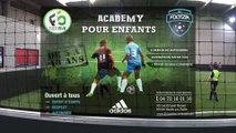 L'académie de futsal de Lyon Footzik