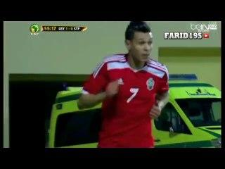 Libye 4-0 Sao-Tomé – Triplé et rouge pour Zubiya – Qualifications CAN 2017