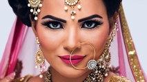 Latest Asian Bridal Makeup  - Pakistani Bridal Makeup tips - Best Pakistani Bridal Makeup Tutorial With Steps - Useful Bridal Tips