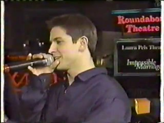 98 Degrees Mtv TRL -First Appearance-
