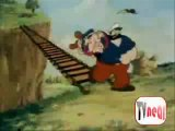 Popeye The Sailor Adventures Of Popeye (Colorized)  Popeye Cartoon