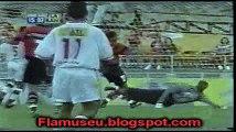 Flamengo 3 X 0 Bangu - Taça Rio (Carioca) 2000