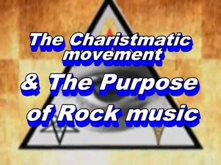 John Todd a former Illuminatist (The Purpose of the Charismatic Movement _ Rock Music)