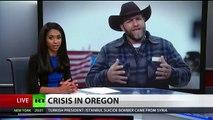 RT tours Oregon Militia Headquarters