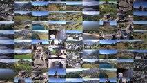 Massif du Sancy en Drone. Auvergnelife. Les lacs et les villes du Sancy par PHOTOVIDEODRONE.