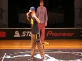 Juste Debout 2012 Finland - MPA(ALG & Dreamer) popping preselection