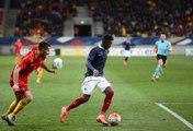 France-Macédoine Espoirs (1-1) : les buts